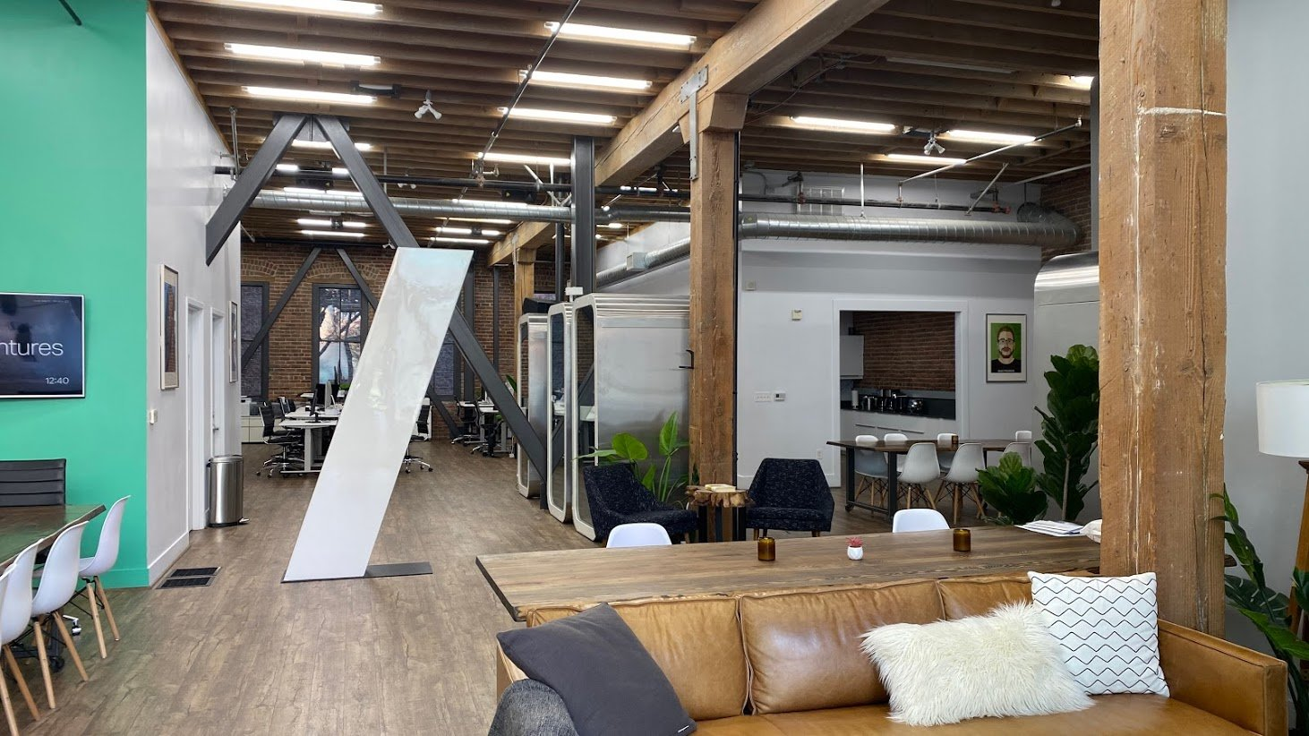 Sway Ventures and nex3 offices in San Francisco, CA