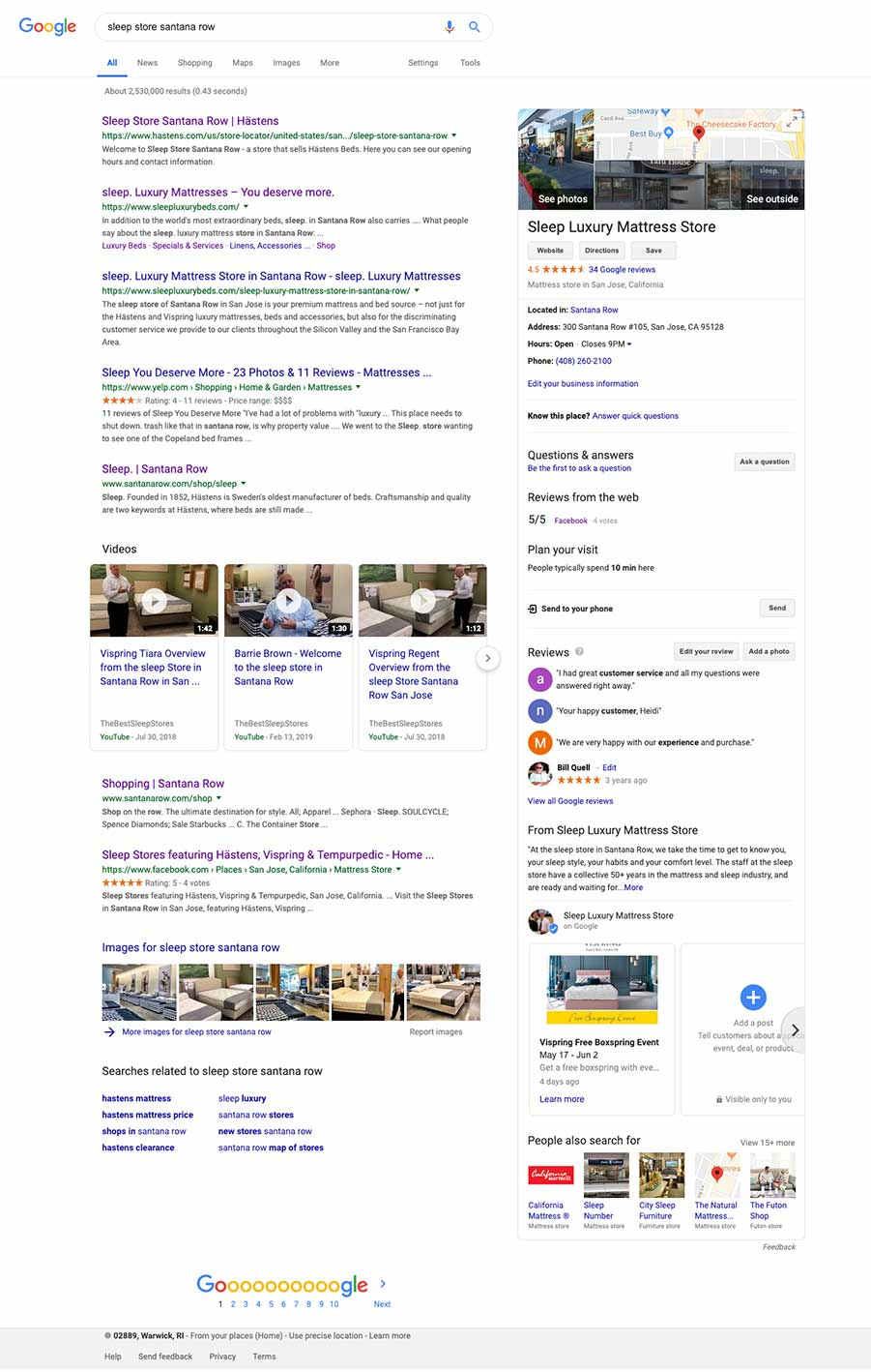 Google Business Listing for Local Search Success