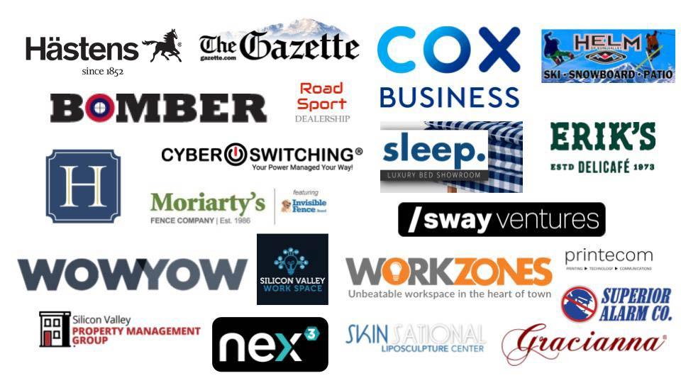 ClickAwayMarketing Sample Client Logo Field